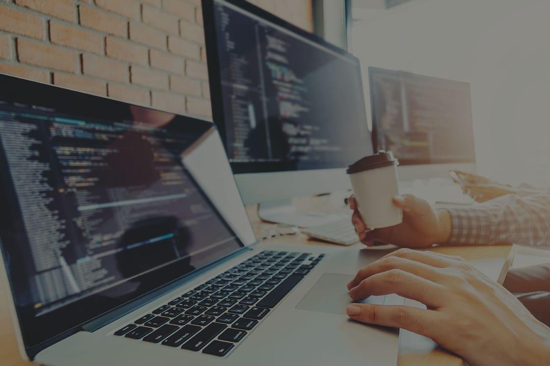 coding-on-laptop