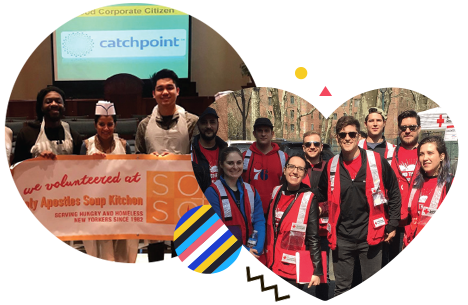 catchpoint-employees-volunteering