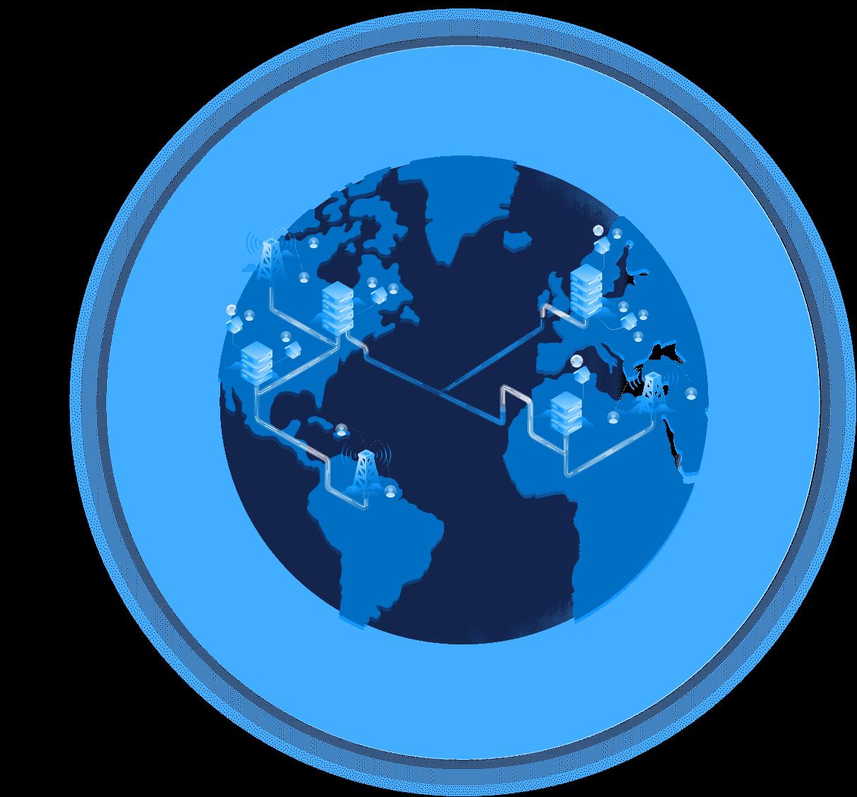 global-node-network-illustration