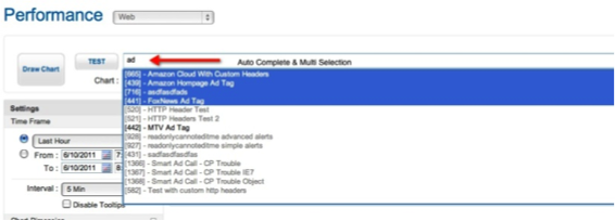 Faster Workflow with Auto Suggest