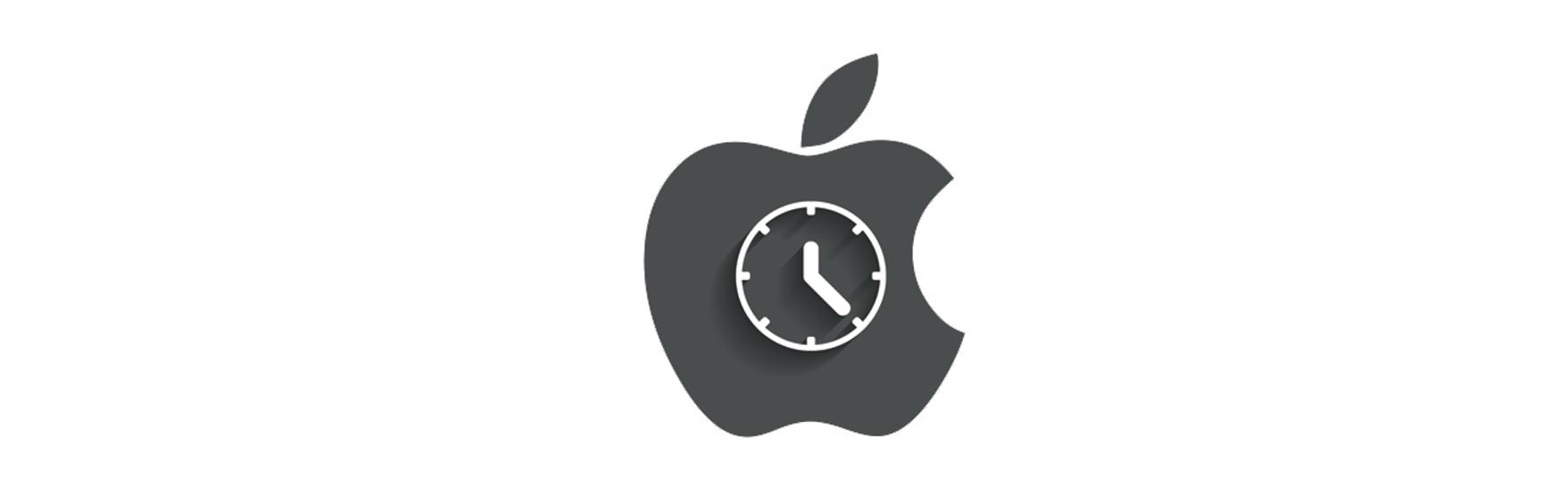Apple-Timing