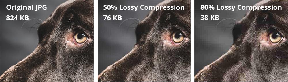 lossy-compression-ratios