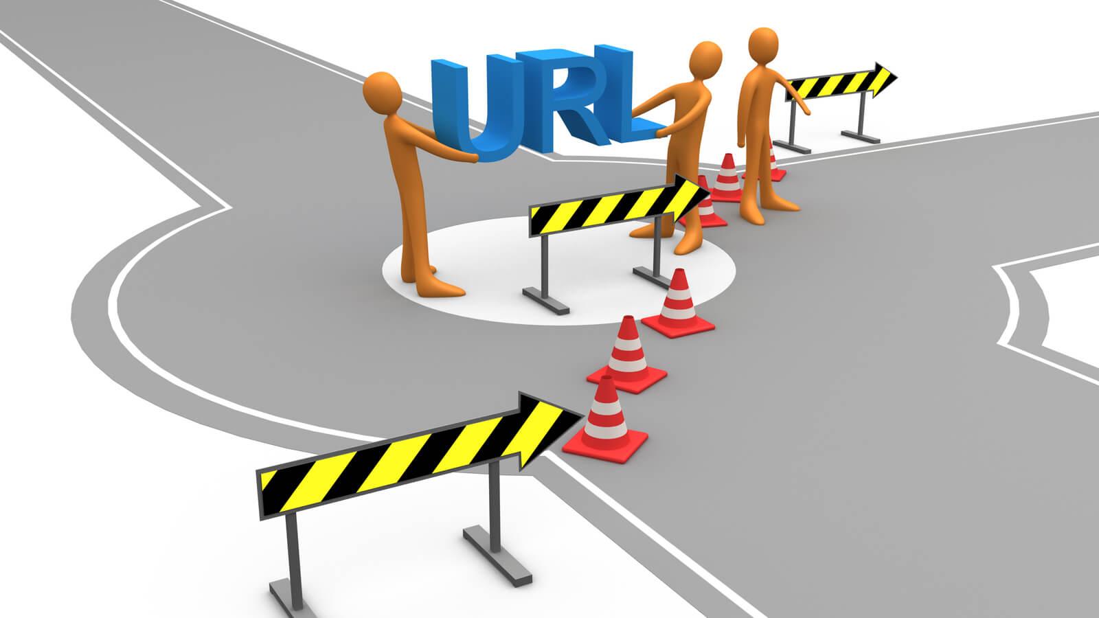 Minimize redirects