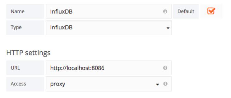 HTTP Settings
