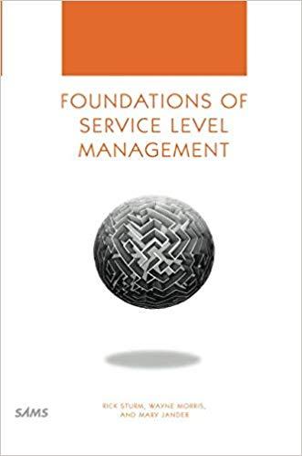 SRE - service level management book
