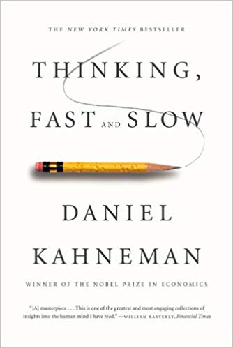 Site Reliability Engineering book Thinking fast and slow book