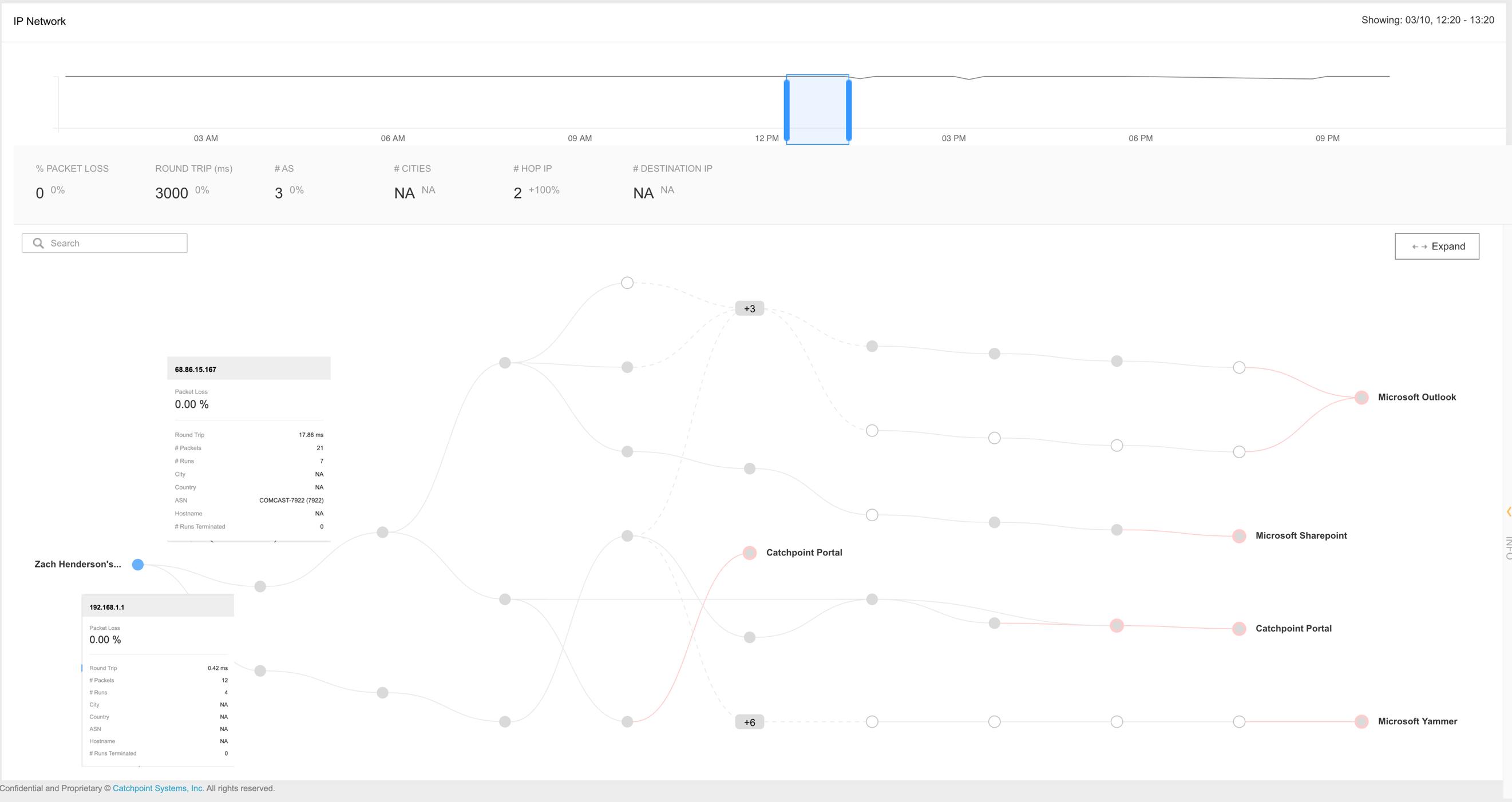 screenshot from computer