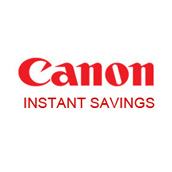 B - Canon instant savings