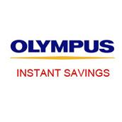 F - Olympus instant savings