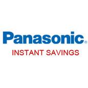 G - Panasonic instant savings