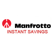 H - Manfrotto instant savings