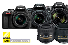 Nikon Introductory Camera Seminars