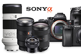 Sony Alpha & RX-series Camera Seminar