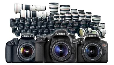 Canon EOS DSLR Camera Seminar