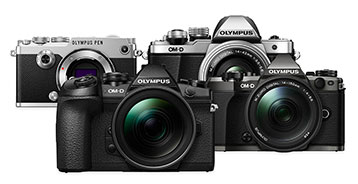 Olympus Interchangeable Lens Camera Seminar Presented by Olympus