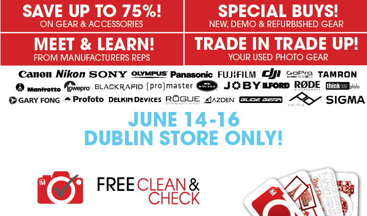 Warehouse Clearance Tent Sale
