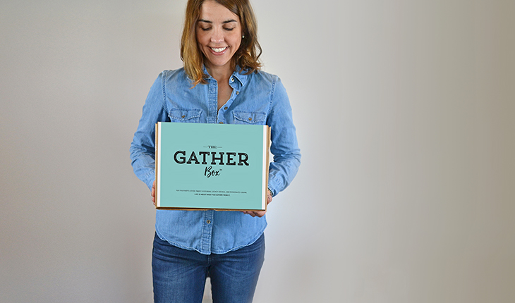 The gather box