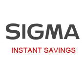 K - Sigma instant savings