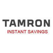 E - Tamron instant savings