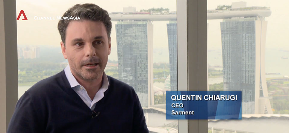 Quentin Chiarugi talk on Money Mind
