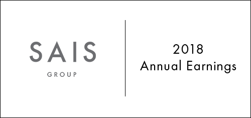 Sais Group - 2018 Annual Earnings