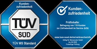 Tüv Süd Logo Weissmaler