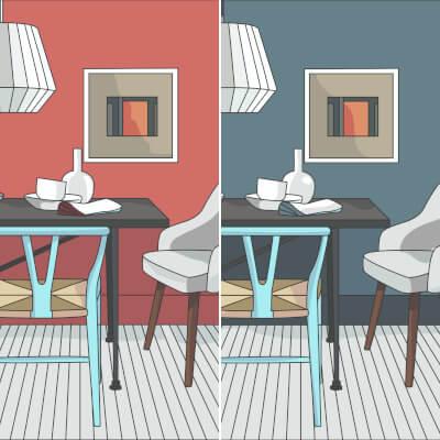 Wohnzimmer Farben | Lesezeit ca. 3 Minuten