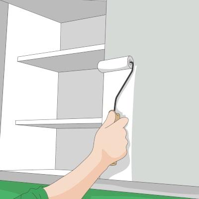 Küche Streichen | Lesezeit ca. 3 Minuten