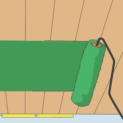 Eine Holzdecke Verleiht Dem Raum Gemütlichkeit Und Charme. Problematisch  Wird Es Jedoch, Bei Kleinen Räumen Oder Niedrigen Deckenhöhen.
