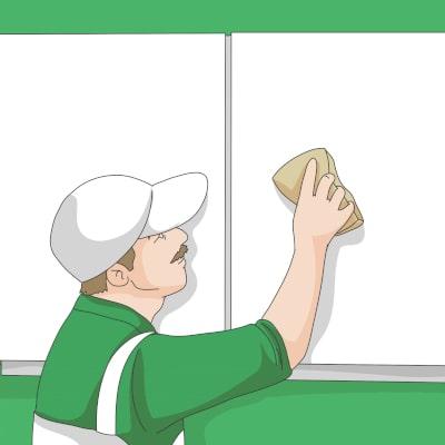 Küche Malerarbeiten