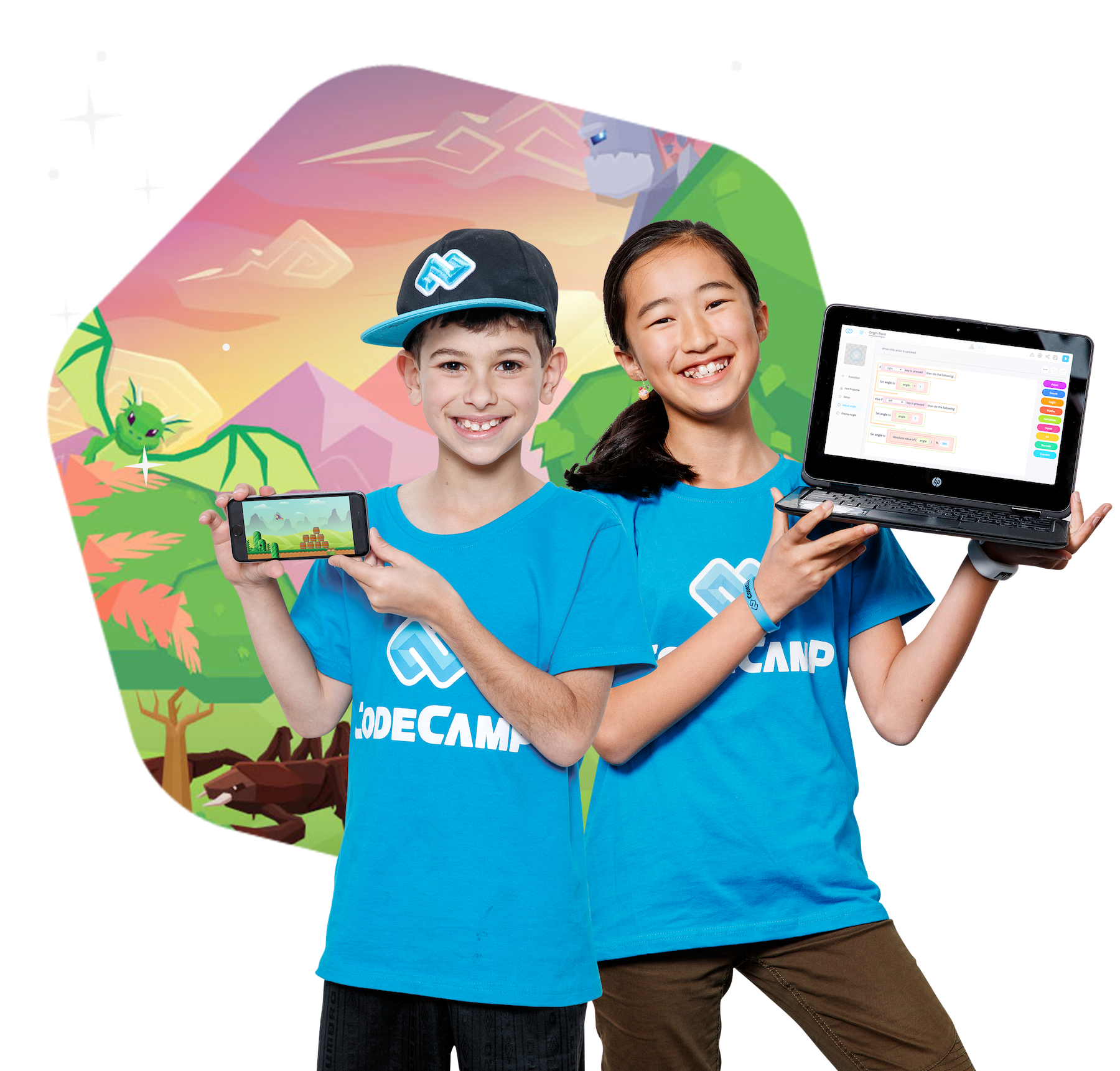 Code Camp | Coding for Kids