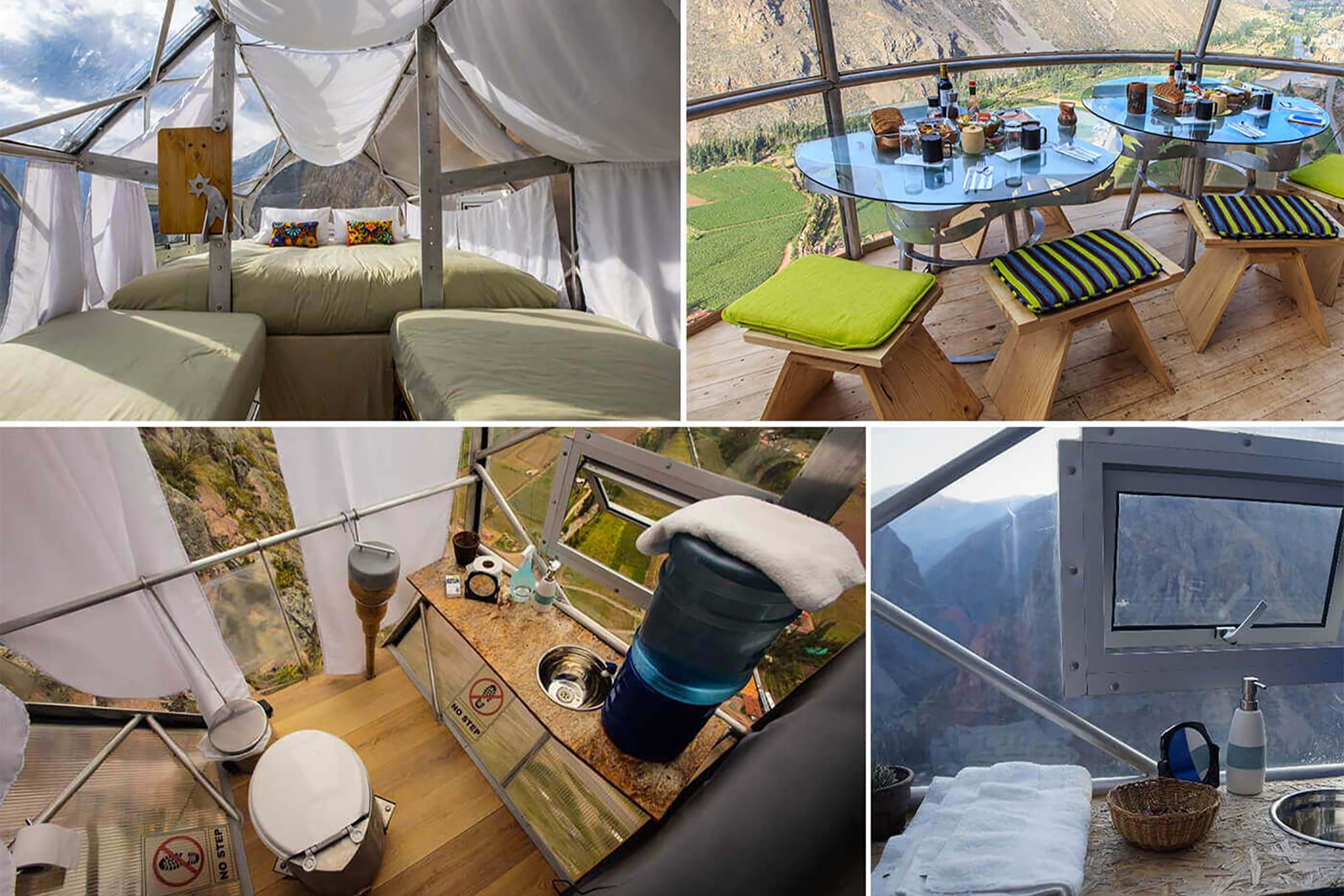 Sky Lodge Adventure Suites 2 Days Peru Flashpackerconnect Adventure Travel