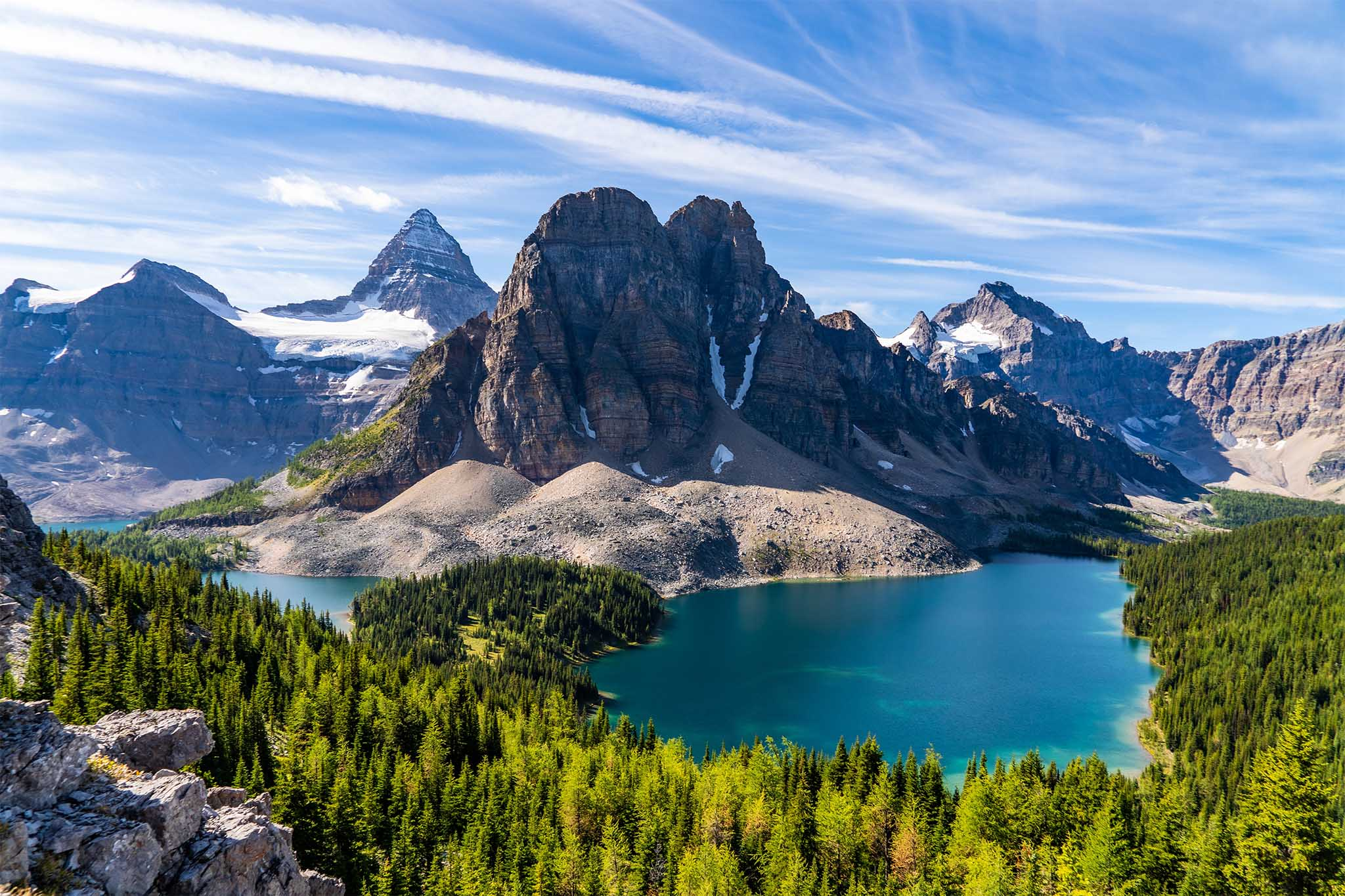 Mount Assiniboine Backpacking 5 Days Canada Flashpackerconnect Adventure Travel