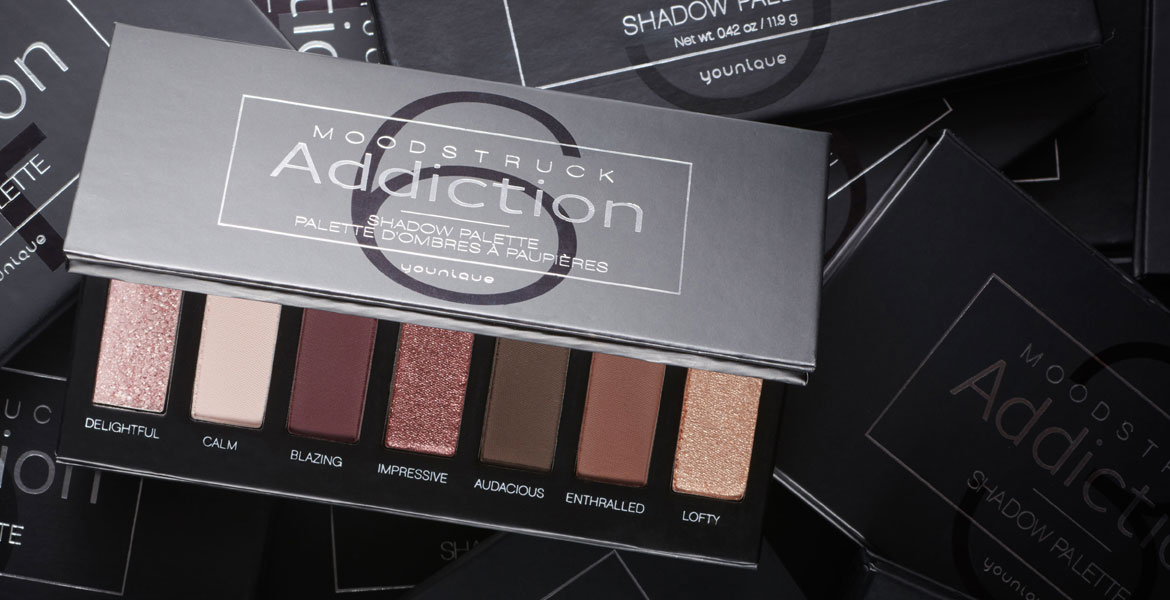 Addiction Lidschatten-Palette 6