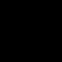 icône en noir pour les appréciations et les évaluations
