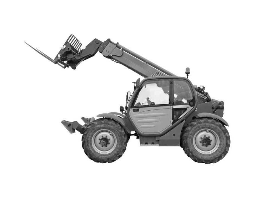 Moteur pour chariot télescopique Manitou MLT 728