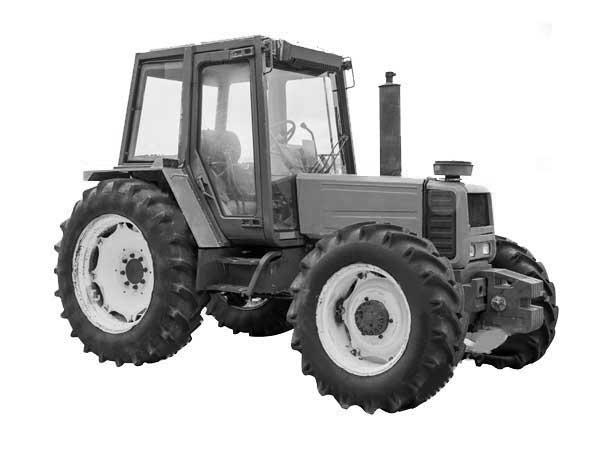 Moteur pour tracteur Landini 7550