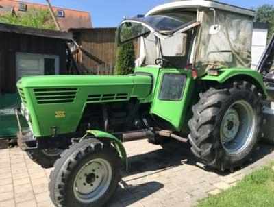 Moteur pour tracteur Deutz 5506