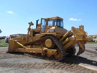 Moteur pour bulldozer Caterpillar D9N