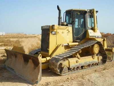 Moteur pour bulldozer D4H