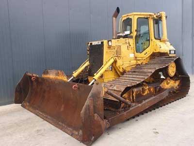 Moteur pour bulldozer