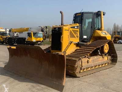 Moteur pour bulldozer Caterpillar D6N