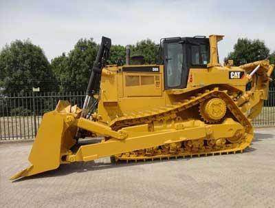 Moteur pour bulldozer Caterpillar D8R
