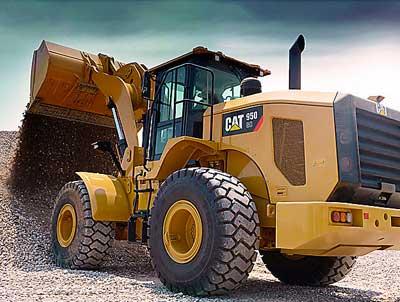 Moteur pour chargeuse Caterpillar 950G
