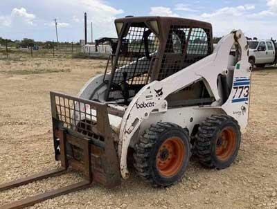 Moteur pour chariot élévateur Bobcat 773