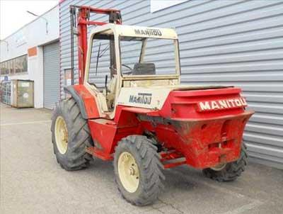 Moteur pour chariot élévateur Manitou M2 30 CP
