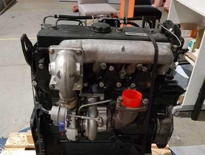 Moteur Perkins 1004-40T (AK)