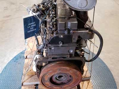 Moteur Perkins 1004-4T (AH)