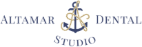 Altamar Dental Studio Logo