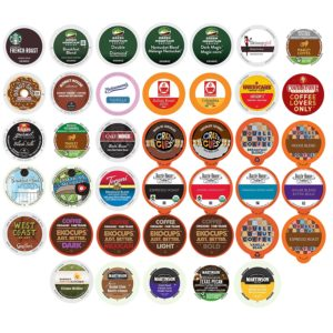 Variety pack of keurig pods. Best coffee pods for dentists